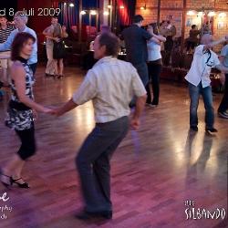 Tanzabend 8. Juli 2009