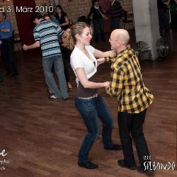 Tanzabend  3. März 2010