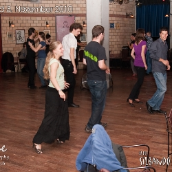 Tanzabend 3. Nov. 2010