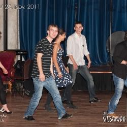 Tanzabend 26. Nov. 2011