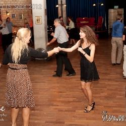 Tanzabend 15. Sept. 2012