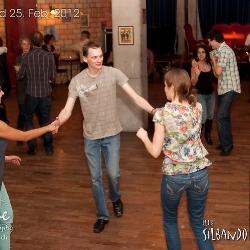 Tanzabend  25. Feb. 2012