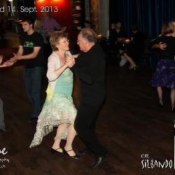 Tanzabend 14. Sept. 2013