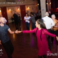 Tanzabend 29. Okt. 2017